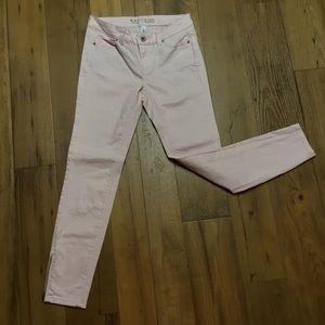 WHBM Pink Skinny Jeans